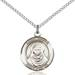 St. Rafta Necklace Sterling Silver