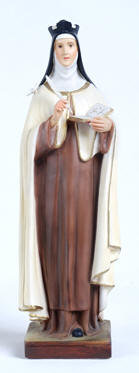St. Therese of Avila Statue