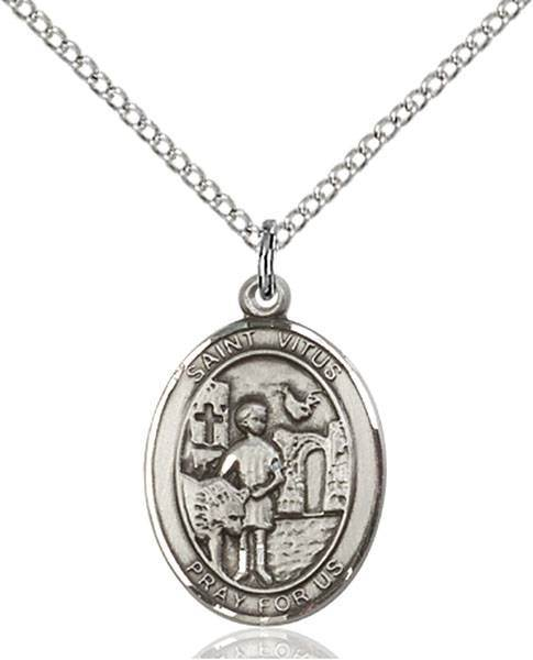 St. Vitus Patron Saint Necklace