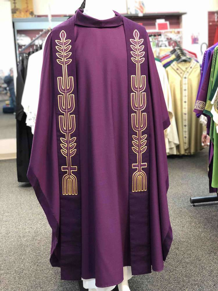 Stadelmaier - Tree of Life Chasuble with Stole - 54786