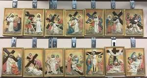 Stations of the Cross Set (Set of 14)