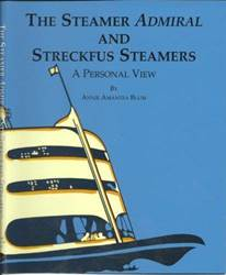Steamer Admiral And Streckfus