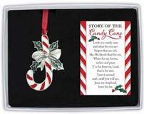 Story of the Candy Cane Ornament