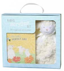 Storytime Gift Set - Little Lambs Perfect Day