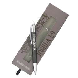 Strong & Courageous Gift Pen