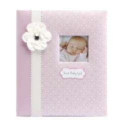 Sweet Baby Girl Memory Book