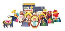 Teeny Tiny Nativity Paperback