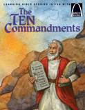 Ten Commandments Arch Book