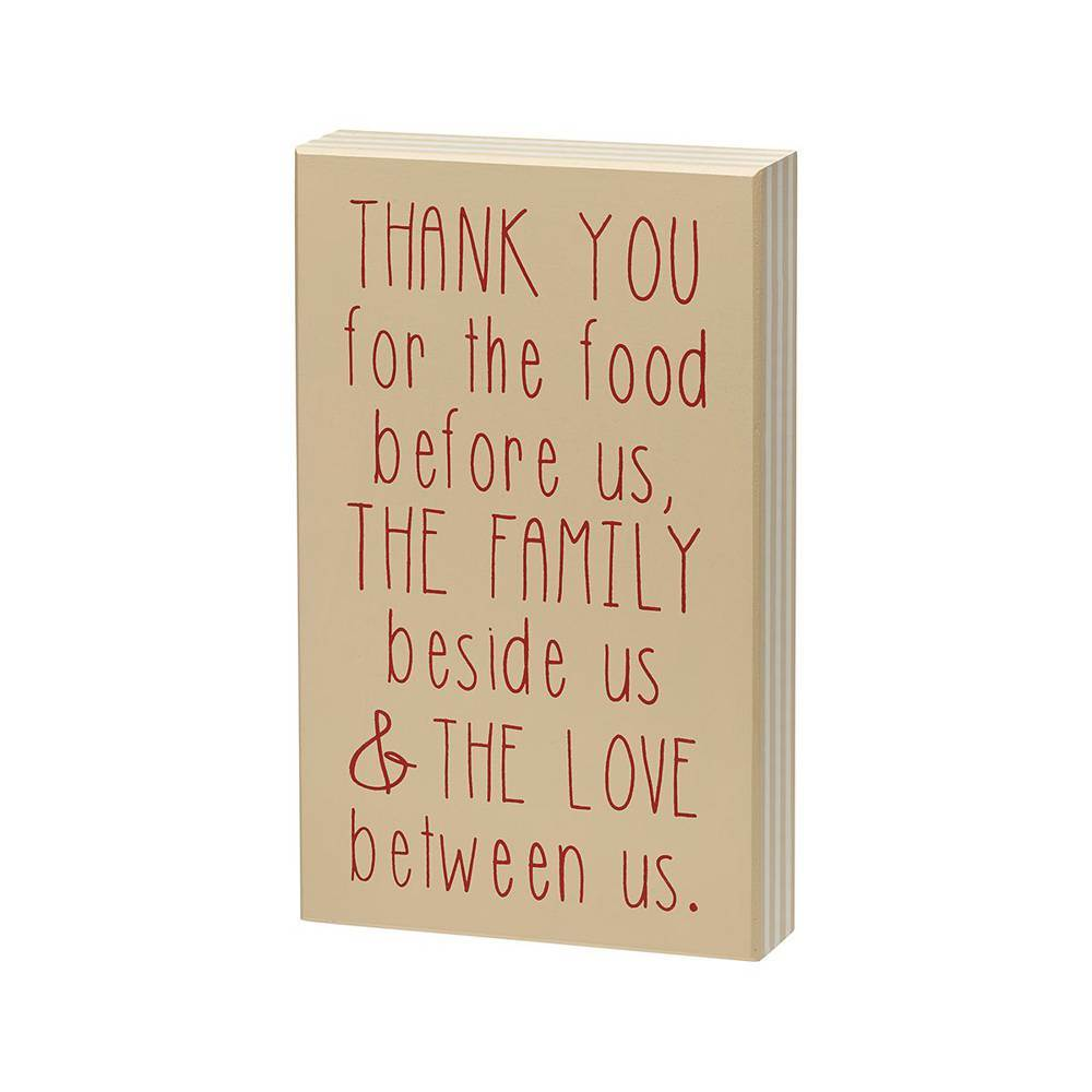 Thank You Box Sign cmas15b, box sign, box message holder, home decor, inspriational message, house gift, ps-4700
