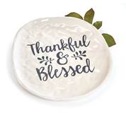 Thankful and Blessed Platter