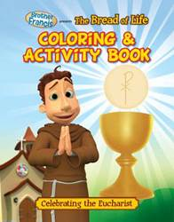 The Bread Of Life Coloring And Activity Book
