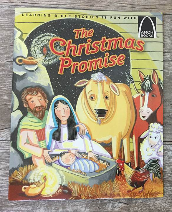 ?The Christmas Promise? By Eric Bohnet