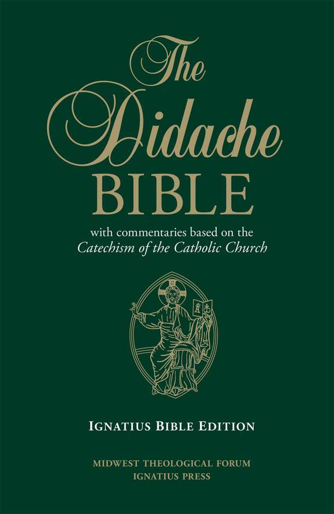 The Didache Bible - Rsv