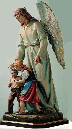 The Guardian Angel Statue