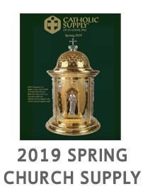 2019 Spring Church Supply Catalog