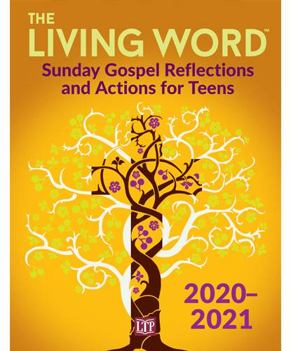 The Living Word 2020 2021: Sunday Gospel Reflections and