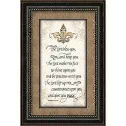 The Lord Bless You Wall Decor
