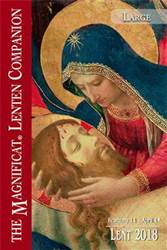 The Magnificat Large Print Lent Companion