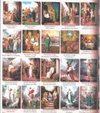 The Mysteries of the Holy Rosary Lithographs