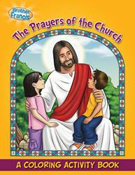The Prayers of The Church Coloring and Activity Book