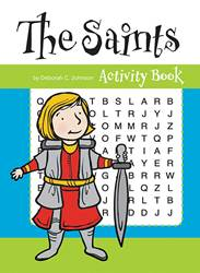 The Saints Childrens Activity Book