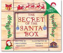 The Secret of the Santa Box by Christopher Fenoglio