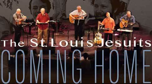 The St. Louis Jesuits—Coming Home Concert CD *PRE-ORDER; AVAILABLE SEPTEMBER 2019*