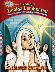 The Story Of Imelda Lambertini Coloring Book