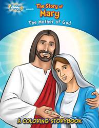 The Story of Mary Coloring Book