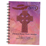 The Year of the Lord 2021 Desk Calendar