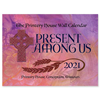The Year of the Lord 2021 Wall Calendar