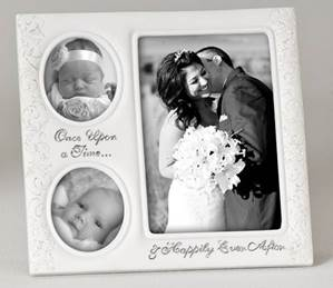 Then And Now Photo Frame