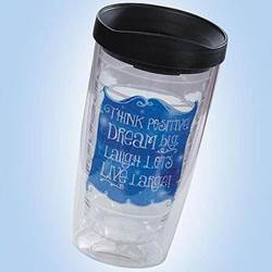 Think Positive Tumbler