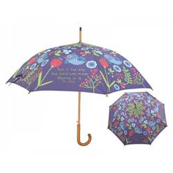 This is the Day Purple Umbrella