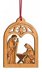 To Us a Child of Hope Ornament