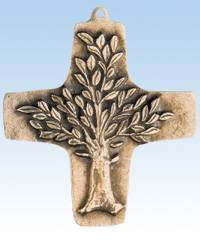Tree of Life Wall Cross