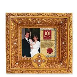 Vatican Collection Baptism Frame