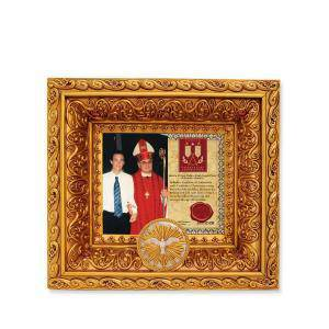 Vatican Collection Confirmation Frame
