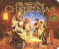 The Very First Christmas- Board Book