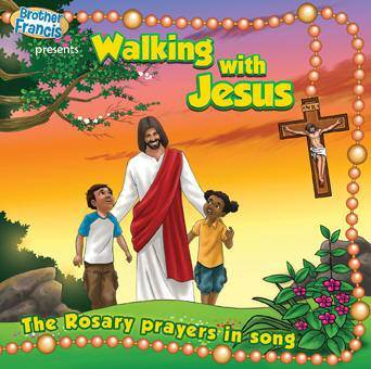 Walking With Jesus- CD
