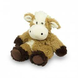 Warmies Junior Plush Cow