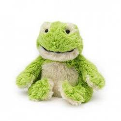 Warmies Junior Plush Frog