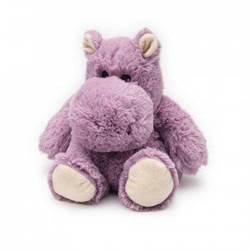 Warmies Junior Plush Hippo