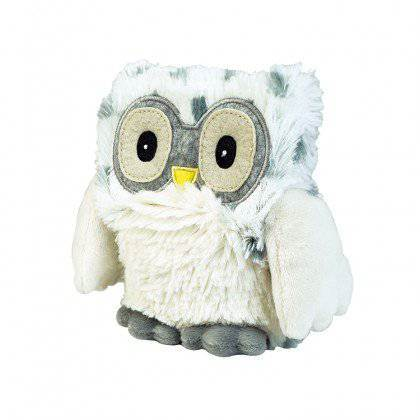 Warmies Junior Plush Hooty Snowy