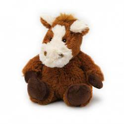 Warmies Junior Plush Horse