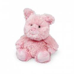 Warmies Junior Plush Pig