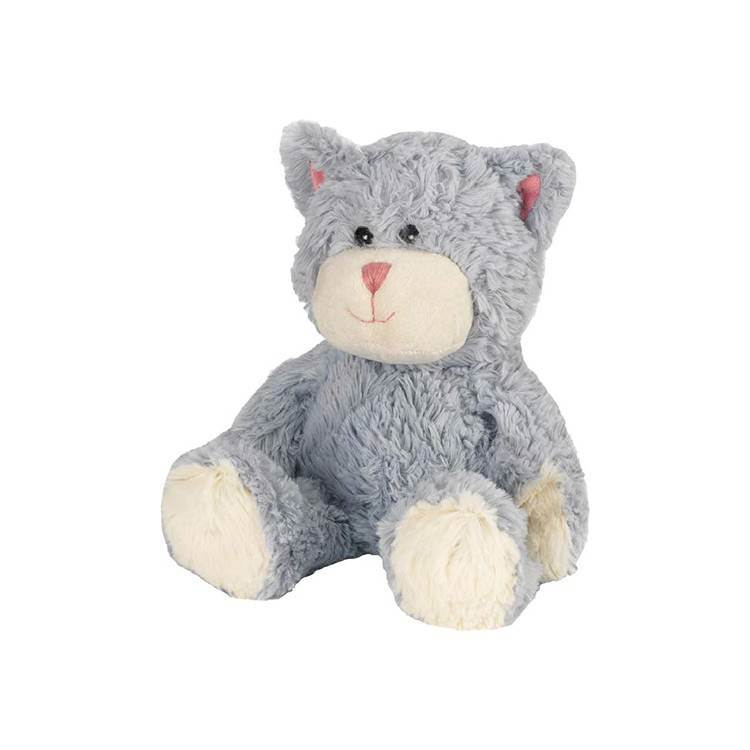 Warmies Plush Blue Cat