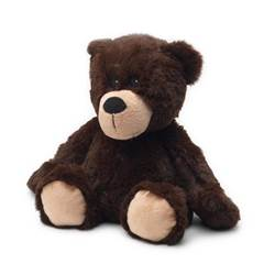 Warmies Plush Brown Bear