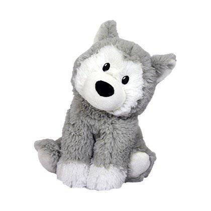 Warmies Plush Husky