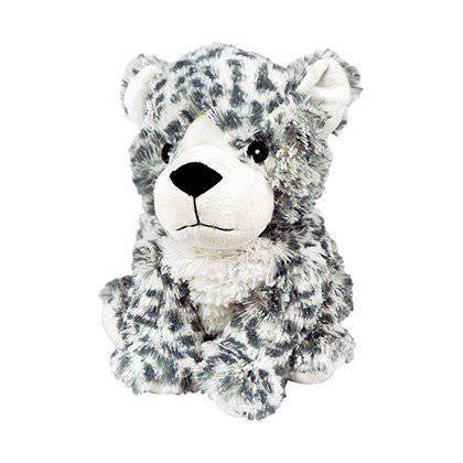 Warmies Plush Snow Leopard